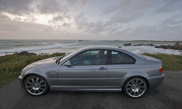 BMW M3 in Guernsey